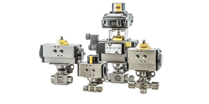 Actuated Ball Valves category image