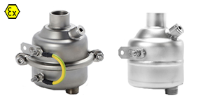 ATEX Condensate Traps for Biogas category image