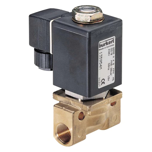 0255 DIRECT ACTING PLUNGER VALVE