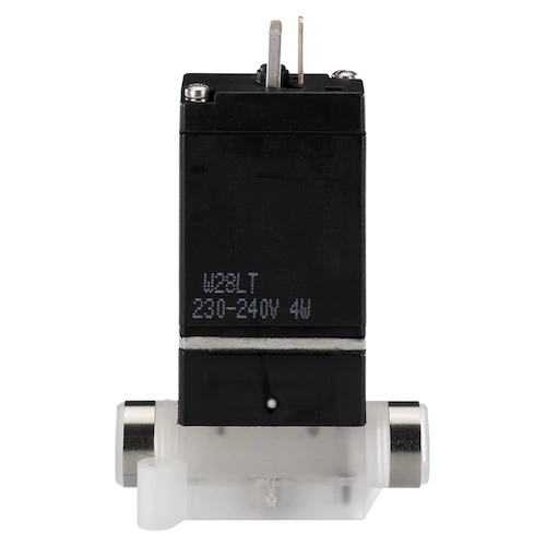 6126 ROCKER SOLENOID VALVE WITH SEPERATING DIAPHRAGM