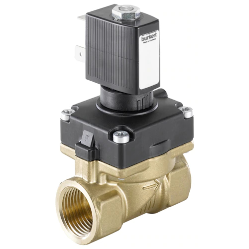 6211 SERVO ASSISTED DIAPHRAGM VALVE