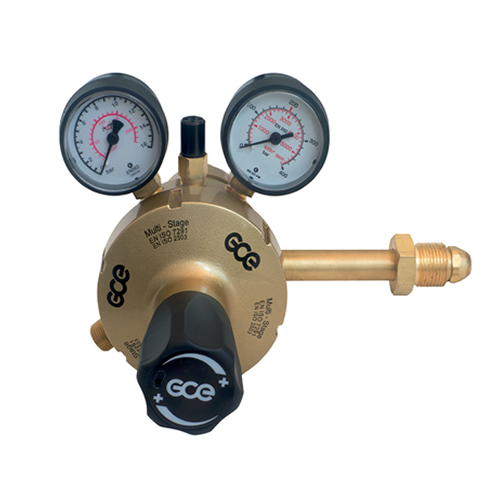 S2 MULTISTAGE CYLINDER PRESSURE REGULATOR