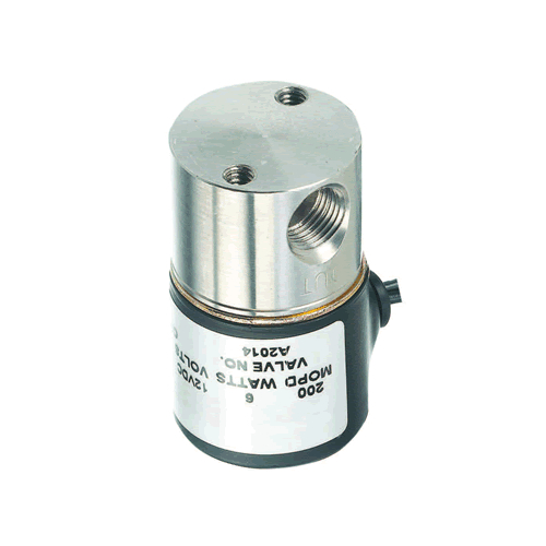 AS SERIES ISOLATION SOLENOID VALVE