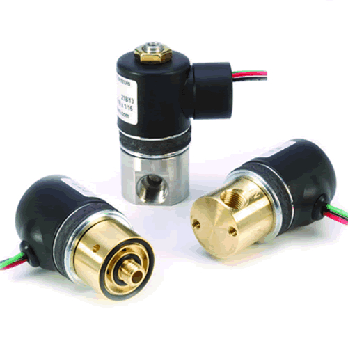 BL SERIES LATCHING SOLENOID VALVE