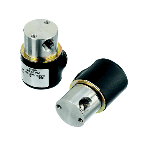 BS SERIES HIGH FLOW ISOLATION SOLENOID VALVE