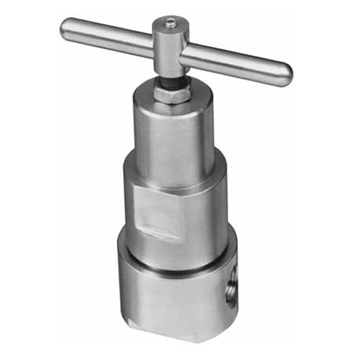 BP6 HIGH FLOW BACK PRESSURE REGULATOR