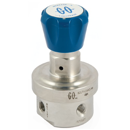 BP8 HIGH FLOW BACK PRESSURE REGULATORS