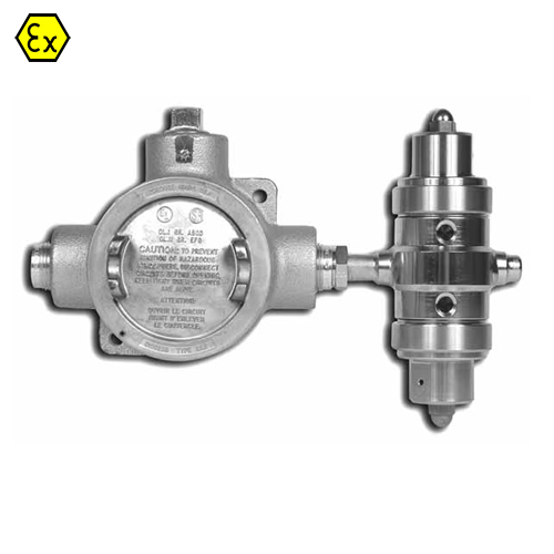 CV ELECTRICALLY HEATED TWO STAGE REGULATOR
