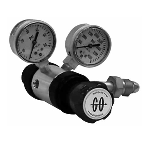 CYL2 TWO STAGE CYLINDER REGULATOR
