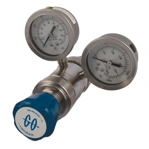 CYL20 TWO STAGE PRESSURE REDUCING REGULATOR
