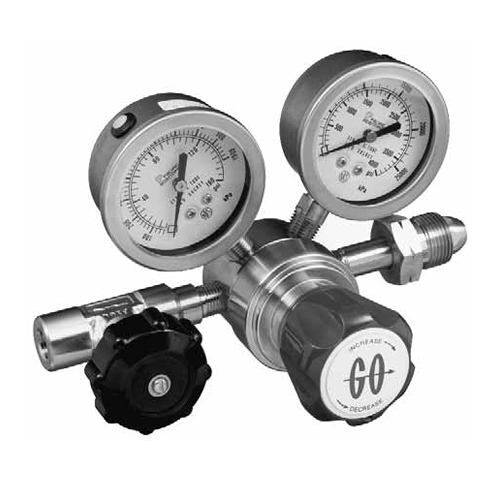 CYL21 TWO STAGE PRESSURE REGULATOR