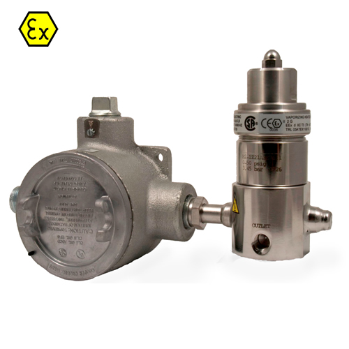 HPR2XW ELECTRICALLY HEATED REGULATORS