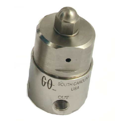 MR ULTRA MINIATURE PRESSURE REGULATOR