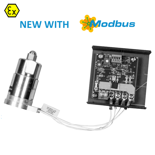 MV2 VAPORISING MODBUS PRESSURE REGULATOR