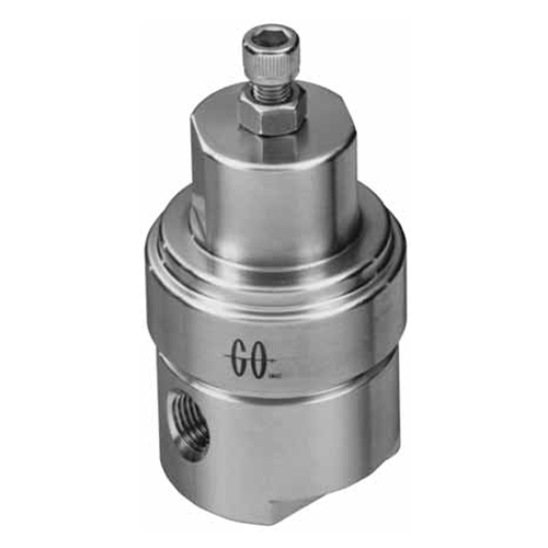 PR9 HIGH TEMPERATURE PRESSURE REGULATOR