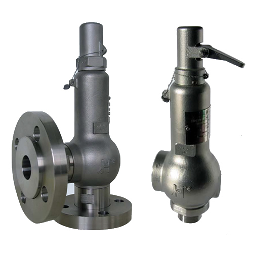 500 SERIES SAFETY RELIEF VALVES