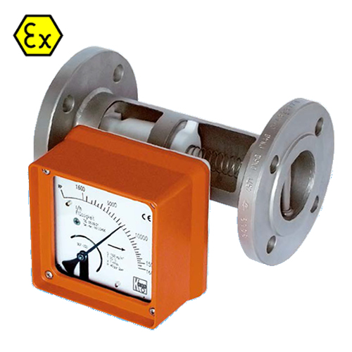 BGF VARIABLE AREA FLOW METER