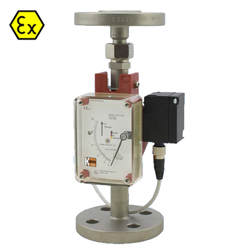 BGK VARIABLE AREA FLOWMETER