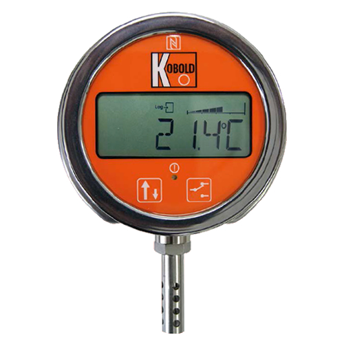 DTE BATTERY POWERED DIGITAL THERMOMETER