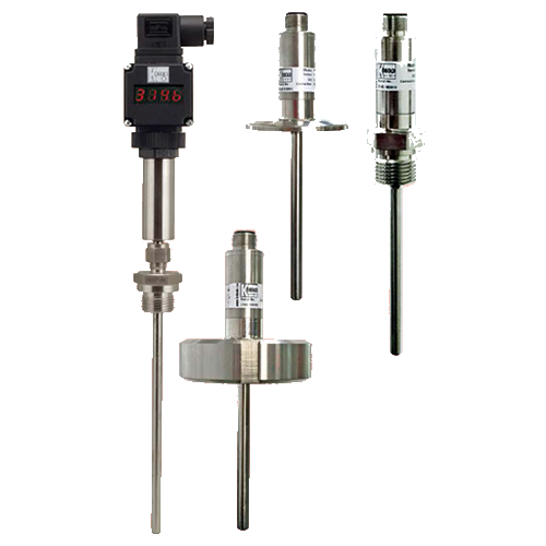 MMA INSERTION TEMPERATURE SENSORS