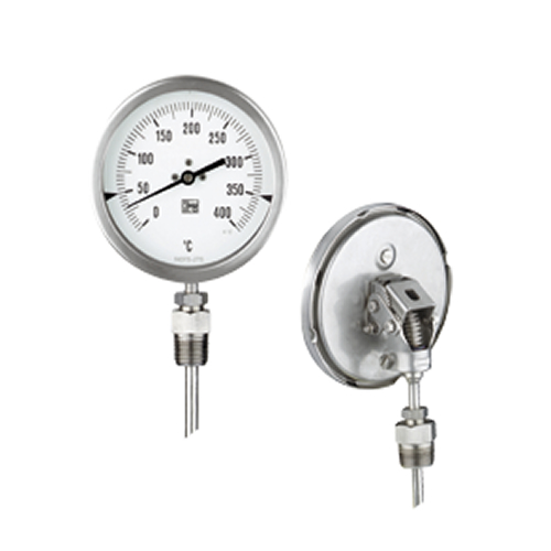TBE BI-METAL THERMOMETERS