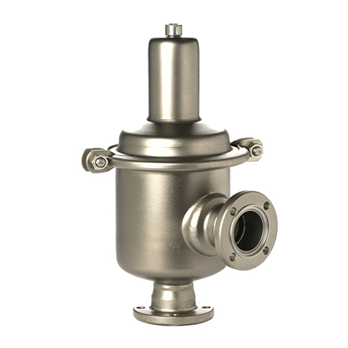 DM462 HIGH FLOW HYGIENIC PRESSURE REDUCING REGULATOR