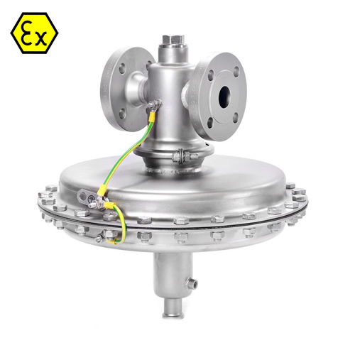 DM586 ATEX MILLIBAR CONTROL REGULATOR