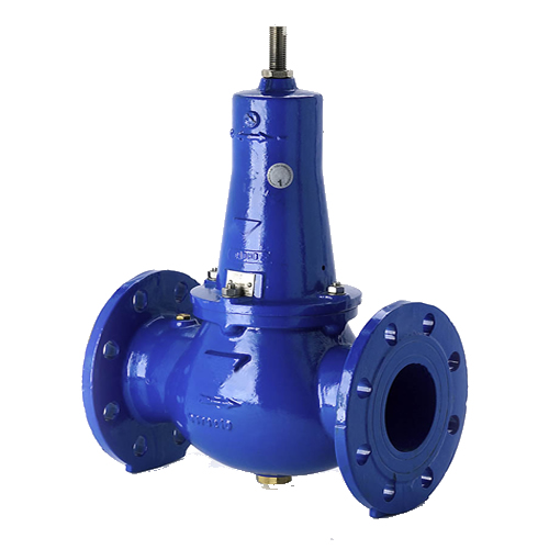 DM644 EPOXY-COATED PRESSURE REDUCING REGULATOR