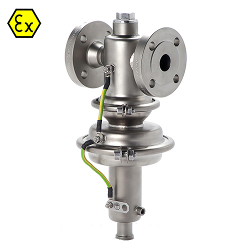 DM652 ATEX UNIVERSAL PRESSURE REDUCING REGULATOR
