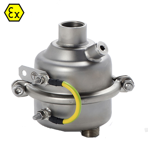 KA2 ATEX FLOAT CONTROLLED STEAM TRAP