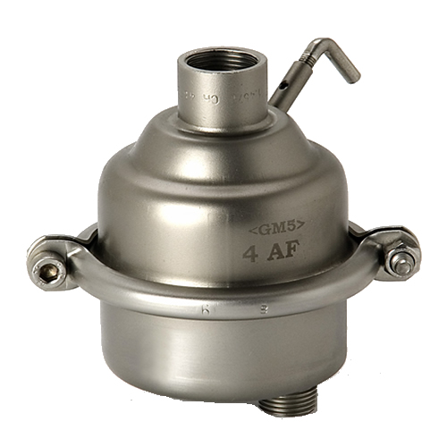 KA2 FLOAT CONTROLLED STEAM TRAP
