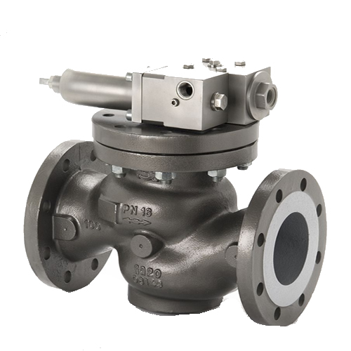 RP820 PILOT OPERATED BACK PRESSURE REGULATOR