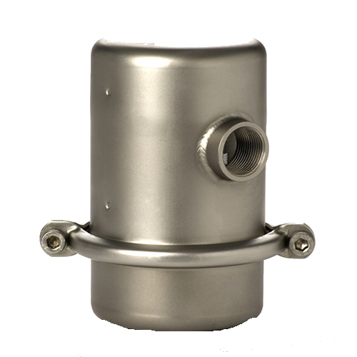 SF6-00 STAINLESS STEEL POT STRAINER