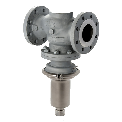 UV4-1 STANDARD CAST BACK PRESSURE REGULATOR