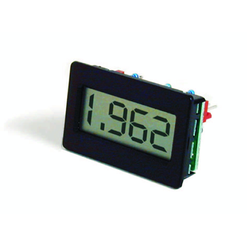 210R & 220 FLOW RATE DISPLAY