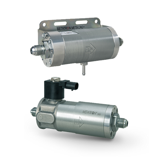 META LNG1 & LNG1-BV PRESSURE REGULATOR FOR NATURAL GAS VEHICLES