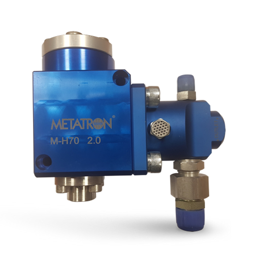 META M-H70 2.0 PRESSURE REGULATOR FOR HYDROGEN FUEL CELL VEHICLES