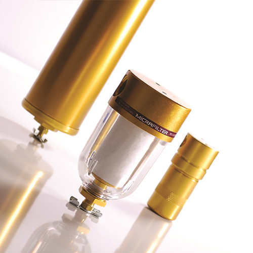 MICRAGOLD FILTER HOUSINGS