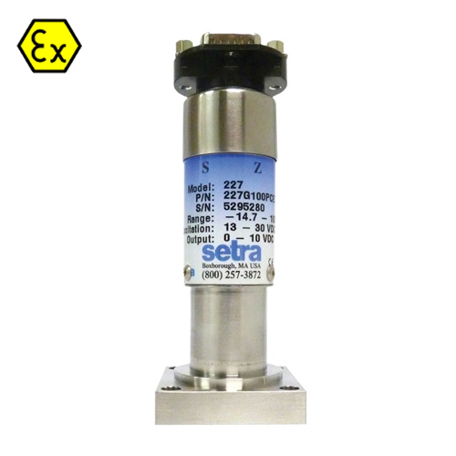 227 ULTRA HIGH PURITY PRESSURE TRANSDUCER