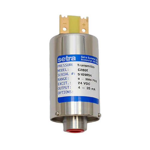 280 GAUGE, COMPOUND & ABSOLUTE PRESSURE TRANSDUCER