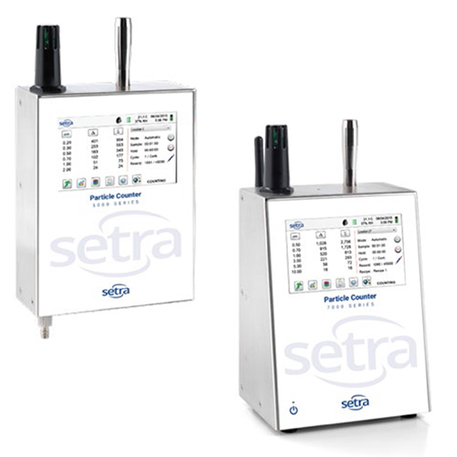 SPC5000 REMOTE AIRBOURNE PARTICLE COUNTER