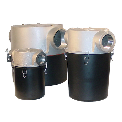 CT SERIES INLET VACUUM FILTERS