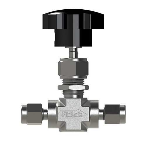 100 & 600 SERIES INTEGRAL BONNET NEEDLE VALVE