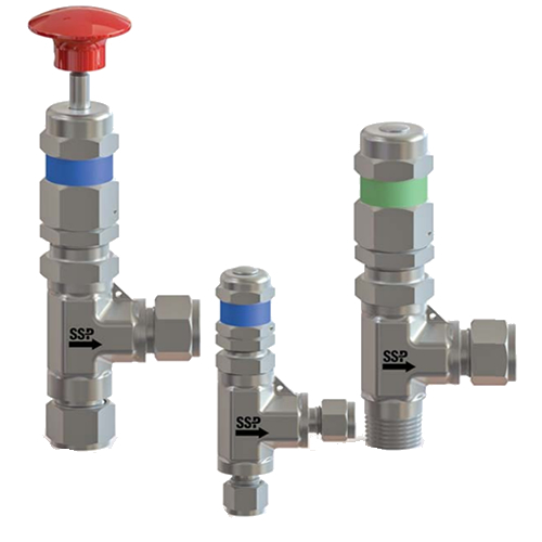 R SERIES PROPORTIONAL RELIEF VALVES