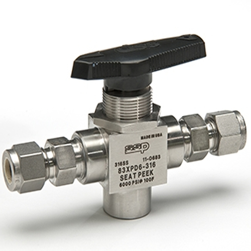 TB SERIES TRUNNION BALL VALVE