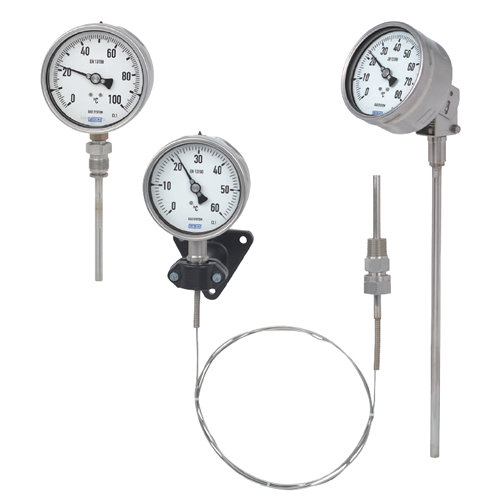 73 CRYOGENIC THERMOMETER FOR EXTREME TEMPERATURES